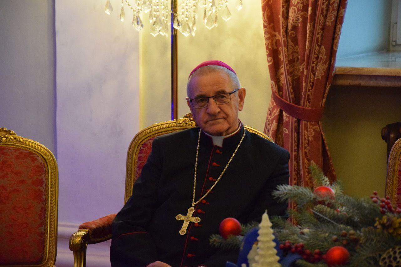 20 lat temu święcenia biskupie przyjął biskup pomocniczy diecezji włocławskiej Stanisław Gębicki
