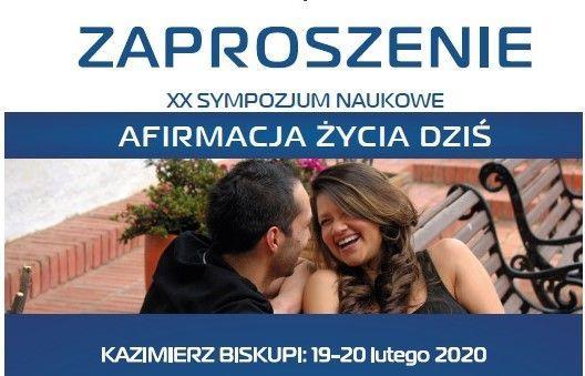 XX Sympozjum Naukowe w Kazimierzu Biskupim (zapowiedź)