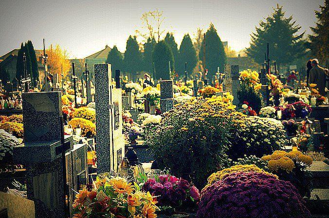 Uroczystość Wszystkich Świętych bez Mszy św. polowych na cmentarzach